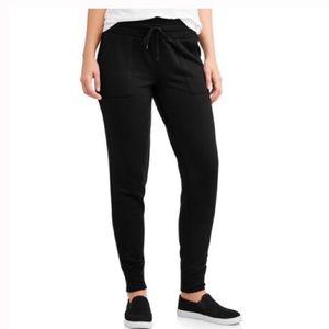 Pants - 2 Pair Women's Joggers Leggings Skinny Sweatpants